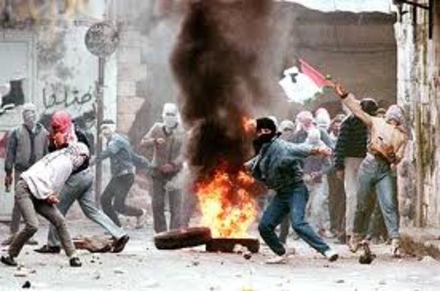 1st intifada