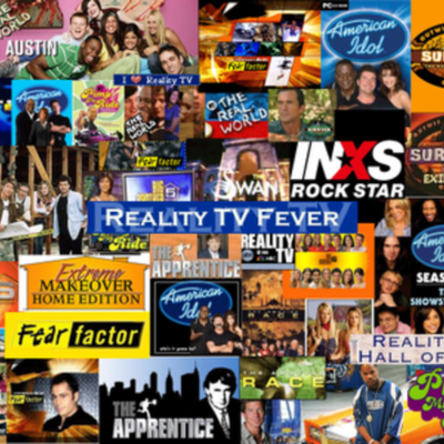 History of Reality TV timeline