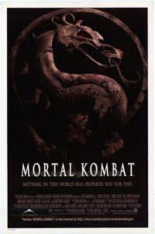 Mortal Kombat, the movie!