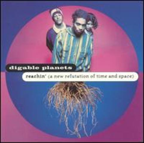 "Digable Planets release debut album ""Reachin'"""