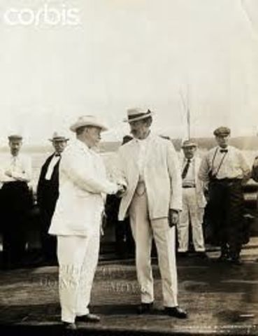 President Theodore Roosevelt Wishes  Peary Luck