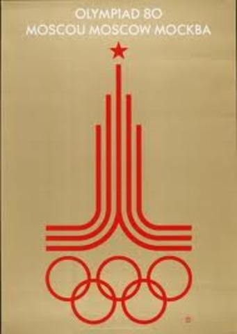 U.S. Boycott the Olympics
