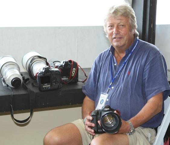 Bob Langrish
