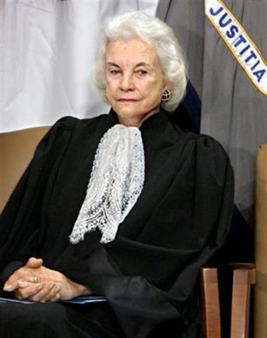 Sandra Day O'Connor