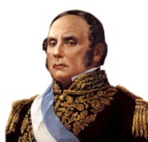 Justo José de Urquiza (Director Provisorio)
