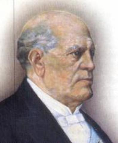 Domingo F.Sarmiento - Adolfo Alsina