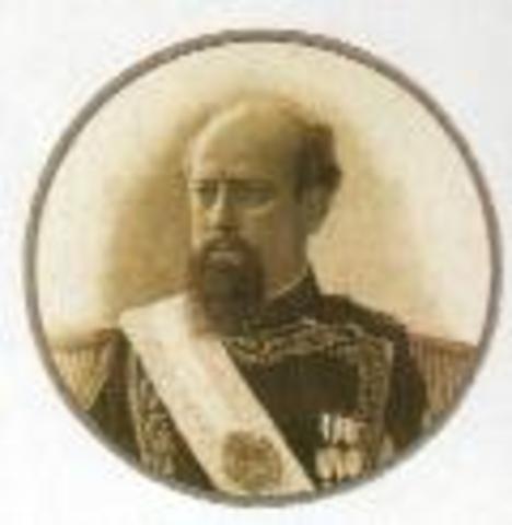 Julio Argentino Roca - Norberto Quimo Costa