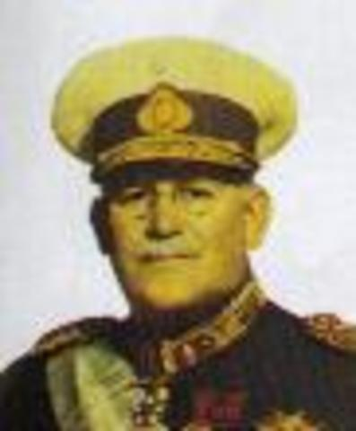 Agustín P. Justo - Julio Argentino Roca
