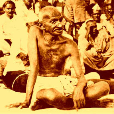 Gandhi's Life timeline