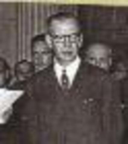 Eduardo Lonardi - Isaac Rojas
