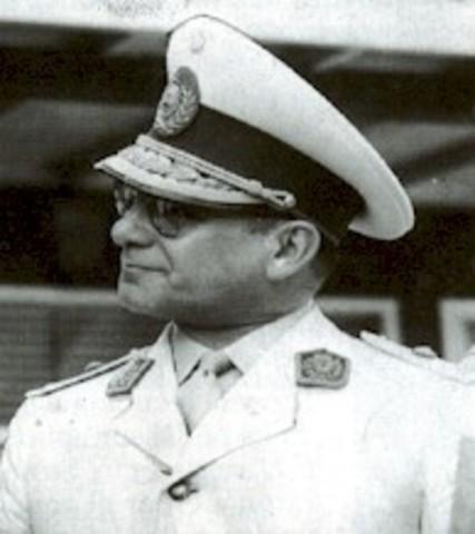 Pedro E. Aramburu - Isaac Rojas