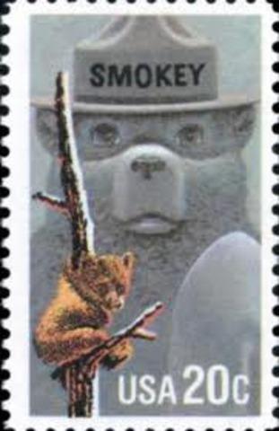 Smokey Bear's 50th Anniversary