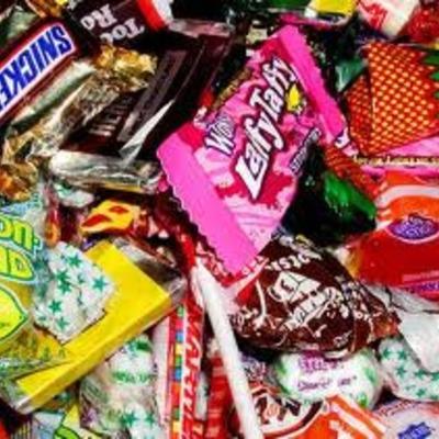 candy timelin timeline