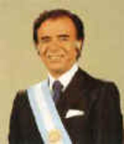 Carlos Saúl Menem/Eduardo Dualde (renuncia)