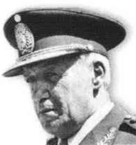 GALTIERI, Leopoldo F.