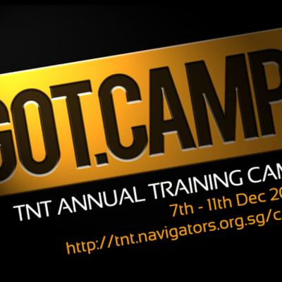 TNT Camp 2009 Main Comm Time Line timeline