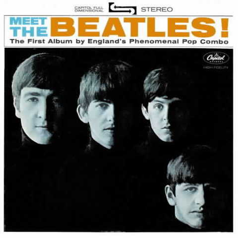 Beatles Release First Album