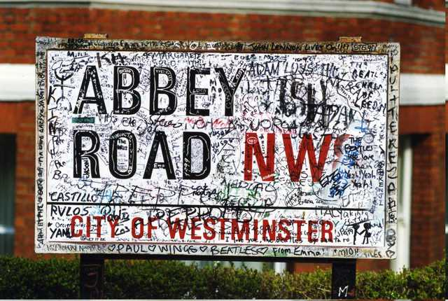 Beatles Record Abbey Road