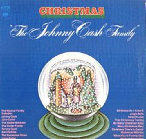 The Johnny Cash Family Christmas