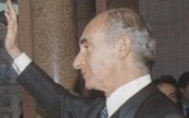 Fernando de la Rúa - Carlos Álvarez (renuncia)