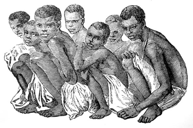 Congress banned slave trade