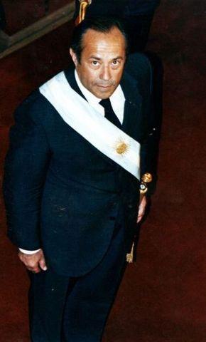 Adolfo Rodriguez Saá - Interino (Elegido por Asamblea Constituyente)
