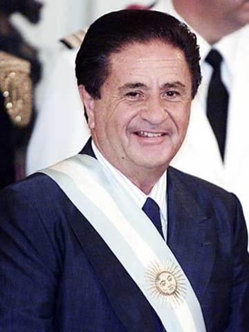 Eduardo Duhalde - Provisional (Presidente del Senado)