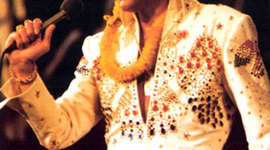 Elvis Presley, the King of Rock and Roll timeline