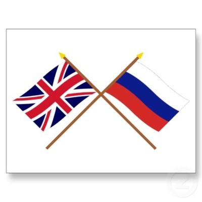 Russia and United Kingdom timeline