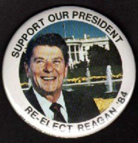 Reagan Wins again