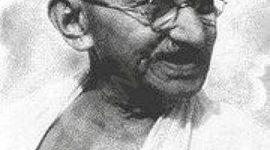 Gandhi!!  timeline
