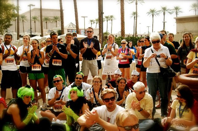 National Championship for Great Urban Race in Las Vegas, NV