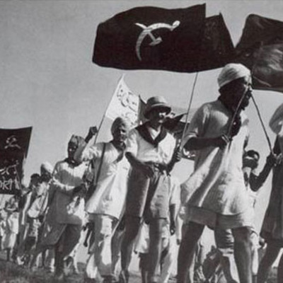 India's Movement for Independence timeline