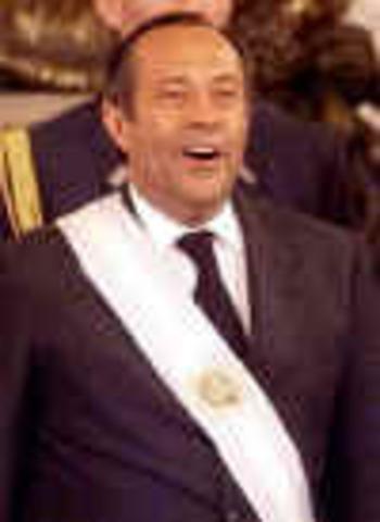 Adolfo Rodríquez Saa
