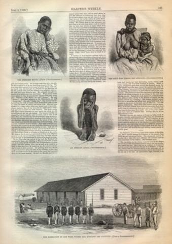 Congress Bans Slave Trade