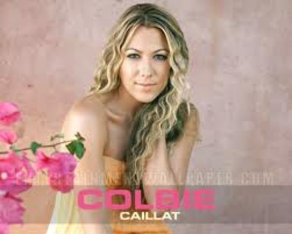 Colbie Caillat was born!