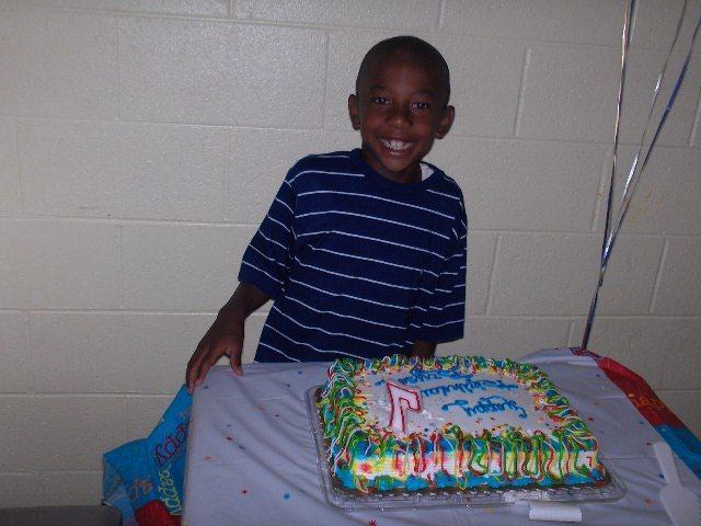 My 7th Birthday