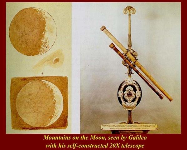 Refracting telescope - Wikipedia |Galileo Astronomical Telescope
