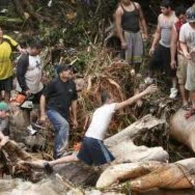 Desastres Naturales en Guatemala en los últimos 35 años timeline