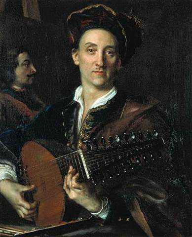 Here Comes the Lute!