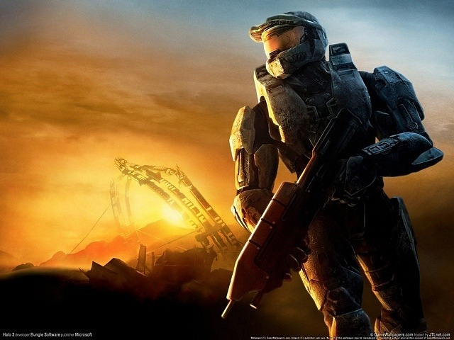 Halo is new to me