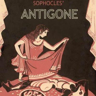 Antigone: Important Plot and Character Developments timeline