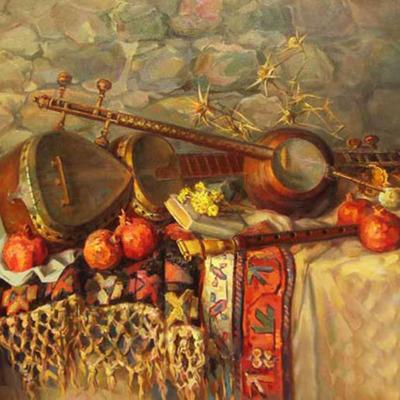 Музыка Азербайджана timeline