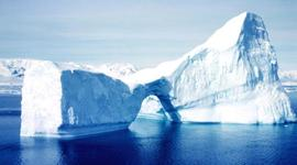 Life of Milk Lake Glacier timeline
