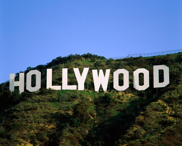 Second Time That Go To Hollywood