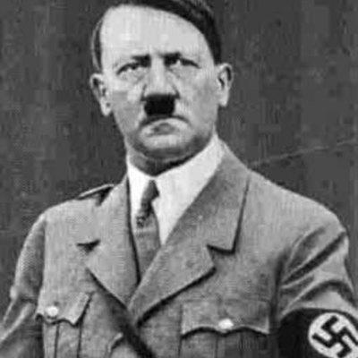 Adonlf, Hitler timeline