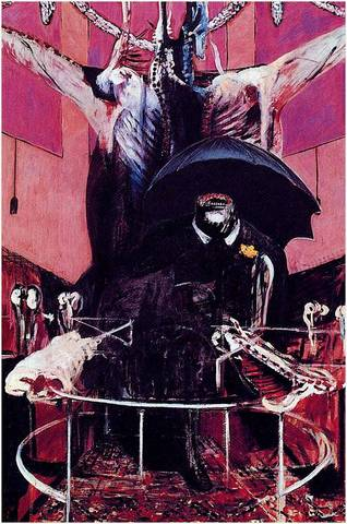 Francis Bacon. Painting, 1946