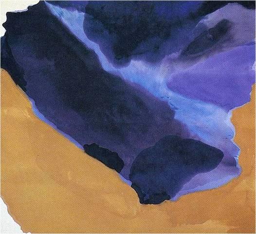 Helen Frankenthaler. Bay Side, 1967