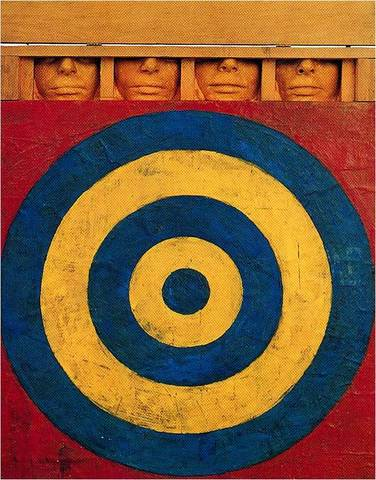 Jasper Johns. Target with Four Faces, 1955