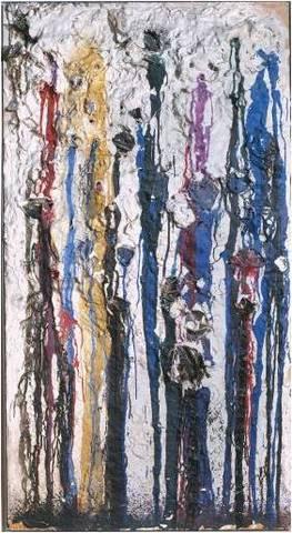 Niki de Saint-Phalle. Shooting Picture, 1961